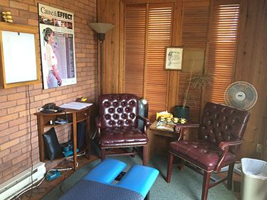 Algonquin Chiropractor Huntsville Office